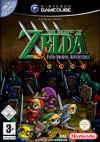 Legend of Zelda: Four Swords Adventures Boxart