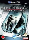 Medal of Honor: European Assault Boxart