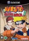 Naruto: Clash of Ninja European Version Boxart