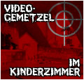 Video-Gemetzel im Kinderzimmer Theme